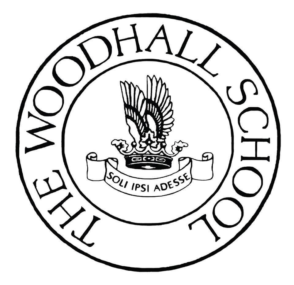 The Woodhall School Logo