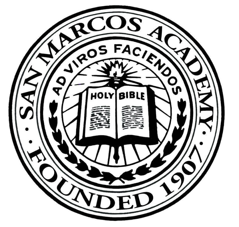 San Marcos Baptist Academy Logo