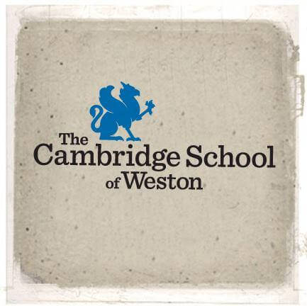 The Cambridge School of Weston Logo