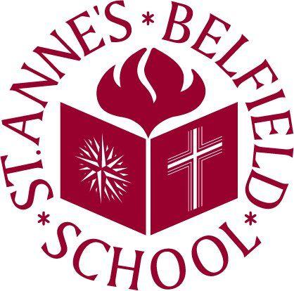 St. Anne's-Belfield School Logo