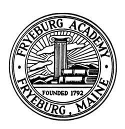 Fryeburg Academy Logo
