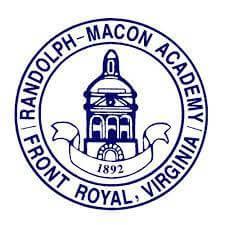 Randolph-Macon Academy Logo