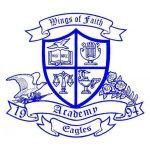Wings of Faith Academy Logo