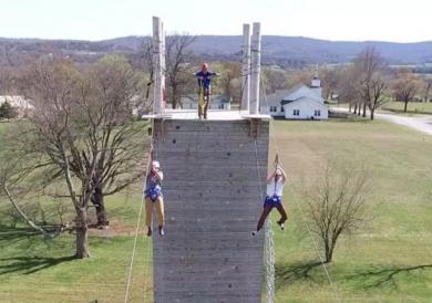 Teen Challenge Adventure Ranch